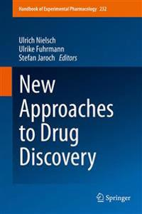 New Approaches to Drug Discovery