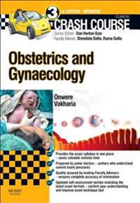 Crash Course Obstetrics and Gynaecology Updated Edition - E-Book
