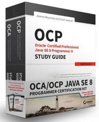 OCA/OCP Java SE 8 Programmer Certification Kit: Exam 1Z0-808 and Exam 1Z0-809