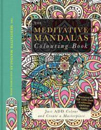 Meditative Mandalas Colouring Book
