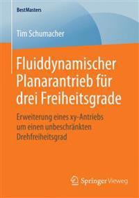 Fluiddynamischer Planarantrieb F r Drei Freiheitsgrade