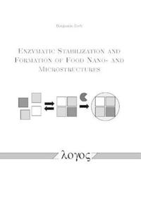 Enzymatic Stabilization and Formation of Food Nano- and Microstructures