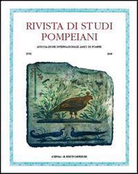 Rivista Di Studi Pompeiani 17/2006