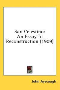 San Celestino