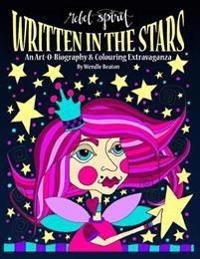 Written in the Stars: An Art O Biography and Colouring Extravaganza