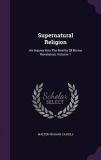 Supernatural Religion