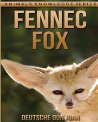 Fennec Fox: Beautiful Pictures & Interesting Facts Children Book about Fennec Fox