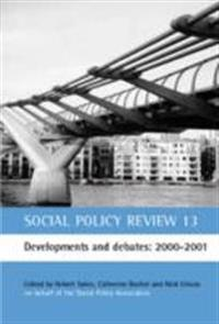 Social Policy Review 13