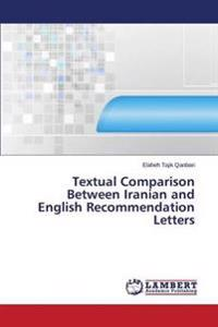 Textual Comparison Between Iranian and English Recommendation Letters