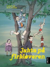 Jakta på firkløveren - Christian Wiik Gjerde pdf epub