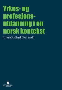 Yrkes- og profesjonsutdanning i en norsk kontekst