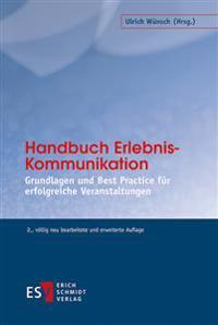 Handbuch Erlebnis-Kommunikation