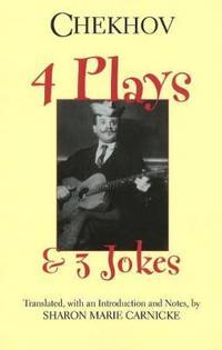 Four Plays & Three Jokes