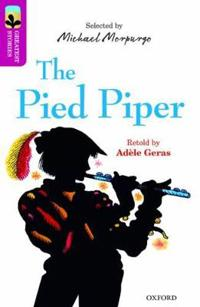 Oxford reading tree treetops greatest stories: oxford level 10: the pied pi