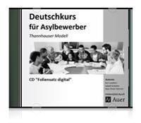 Foliensatz Digital Deutschkurs für Asylbewerber