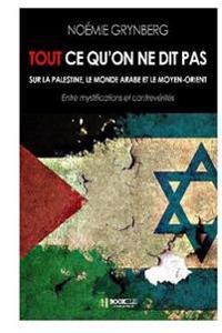 Tout Ce Qu'on Ne Dit Pas Sur La Palestine, Le Monde Arabe Et Le Moyen-Orient: Entre Mystifications Et Contreverites