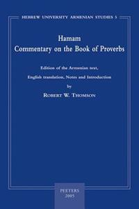 Hamam Commentary on the Book of Proverbs