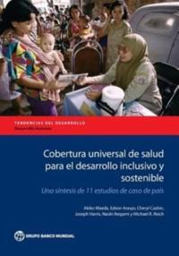 Cobertura Universal de Salud para el Desarrollo Inclusivo y Sostenible