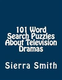101 Word Search Puzzles about Television Dramas