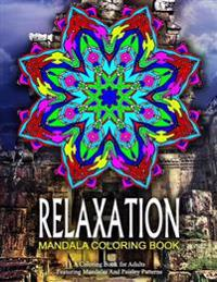 Relaxation Mandala Coloring Book - Vol.13: Relaxation Coloring Books for Adults