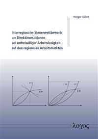 Interregionaler Steuerwettbewerb Um Direktinvestitionen Bei Unfreiwilliger Arbeitslosigkeit Auf Den Regionalen Arbeitsmarkten