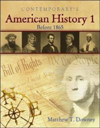 American History Before 1865