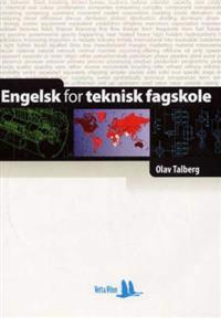 Engelsk for teknisk fagskole