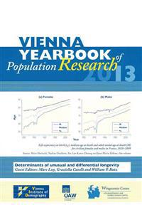 Vienna Yearbook of Population Research 2013