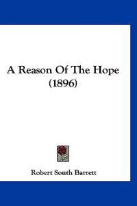 A Reason of the Hope