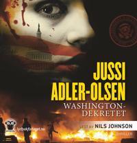 Washingtondekretet - Jussi Adler-Olsen | Ridgeroadrun.org