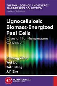 Lignocellulosic Biomass?energized Fuel Cells: Cases of High-Temperature Conversion