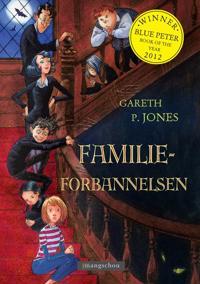 Familieforbannelsen - Gareth P. Jones | Ridgeroadrun.org