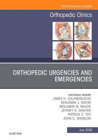 Orthopedic Urgencies and Emergencies