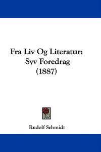 Fra Liv Og Literatur