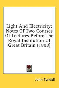 Light and Electricity