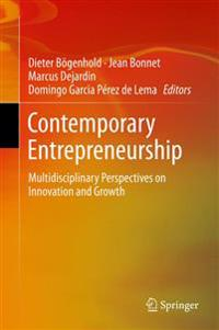 Contemporary Entrepreneurship