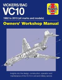 Vickers/Bac VC10 Owners' Workshop Manual