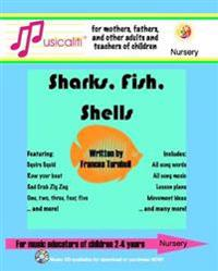 Musicaliti Nursery: Sharks, Fish, Shells
