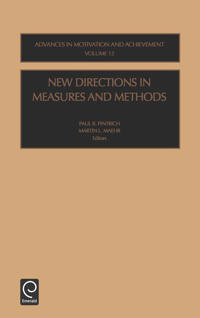 New Directions in Measures and Methods