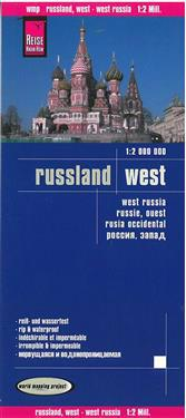 RUSSIA WEST RKH RV R WP GPS
