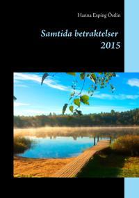 Samtida betraktelser 2015