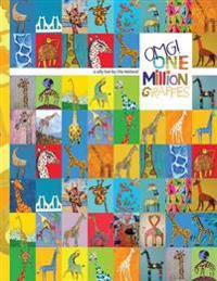 One Million Giraffes Coloring Book