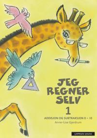 Jeg regner selv 1 - Anne-Lise Gjerdrum pdf epub