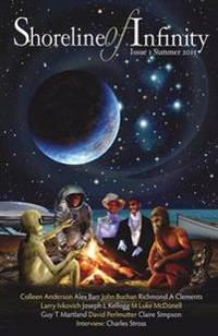 Shoreline of Infinity: Science Fiction Magazine