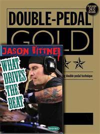 Jason Bittner - Double Bass Drum Pro Method: Book/CD/DVD Pack