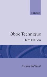 Oboe Technique