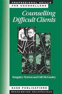 Counselling Difficult Clients