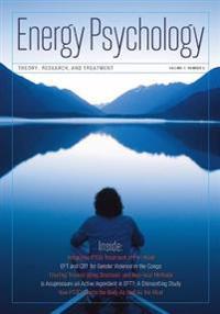 Energy Psychology Journal, 7: 2