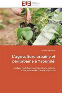 L Agriculture Urbaine Et Periurbaine a Yaounde