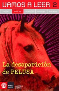 Vamos a leer (5-pack) Policial 2/La desaparición de Pelusa